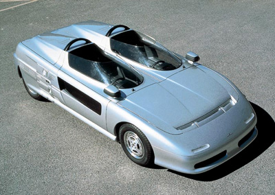 ItalDesign Aztec