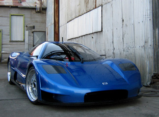 Joss Supercar Sports Cars