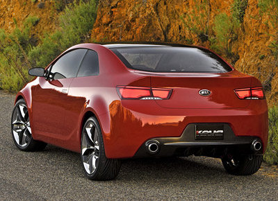 Kia Koup  Concept Cars  DisenoArt