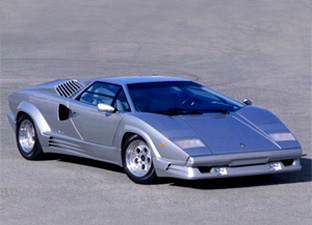 lamborghini countach 25th anniversary. Black Bedroom Furniture Sets. Home Design Ideas