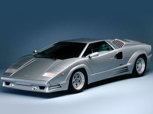 lamborghini countach anniversary sports cars. Black Bedroom Furniture Sets. Home Design Ideas