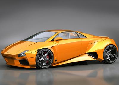 Lamborghini Embolado Concept Cars Diseno Art