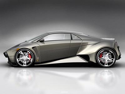 Lamborghini Cars Embolado