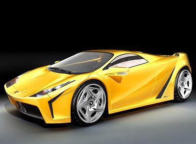 Lamborghini Miura Concept on Lamborghini Ferruccio Concept Jpg