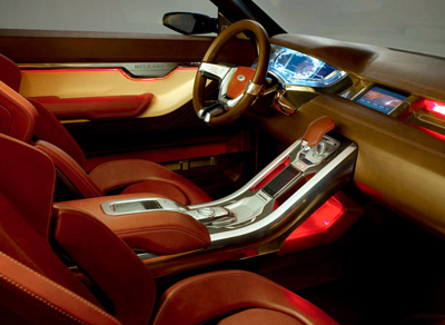 Car Interior Paint