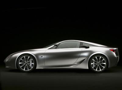 Lexus LF-A (2007) | Concept Cars | Diseno-Art