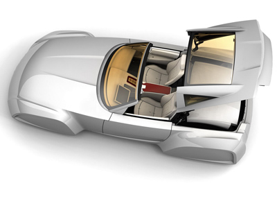 Magna Steyr MILA Future roof system
