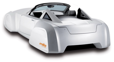 Magna Steyr MILA Future Roadster