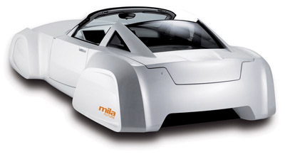 Magna Steyr MILA Future Copster