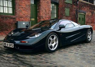 Mclaren F1 Sports Cars