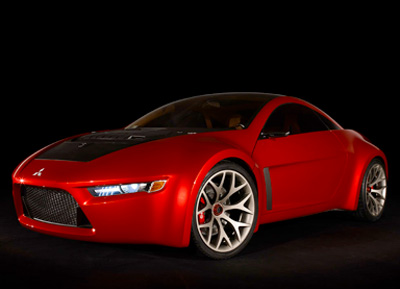 Mitsubishi Concept-RA Pictures