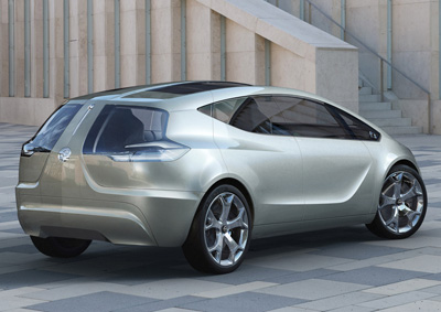 Opel Flextreme concept car