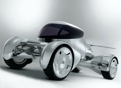 Peugeot Moonster concept car
