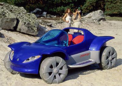 NOVO WAKE Peugeot_Touareg_concept_car