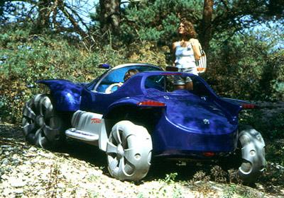 BUGGY CONCEITO Peugeot_Touareg_concept_car_rear