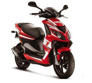 piaggio nrg power dd scooter | scooters