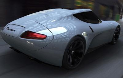 Porsche Carma | Concept Cars | Diseno-Art