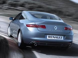 Renault laguna sport