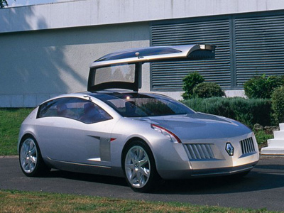 renault talisman concept car