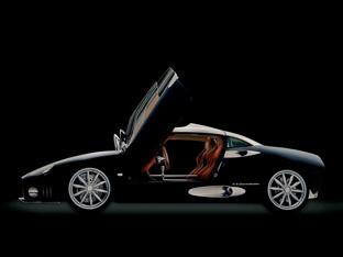 Spyker c8 laviolette sports cars for Laviolette garage doors