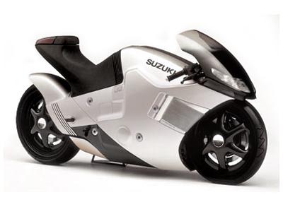 Suzuki Nuda Concept Motorbike