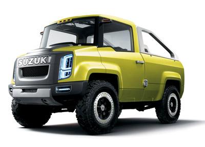 Suzuki X Head Concept Cars Diseno Art