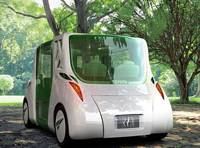 Toyota RiN photo