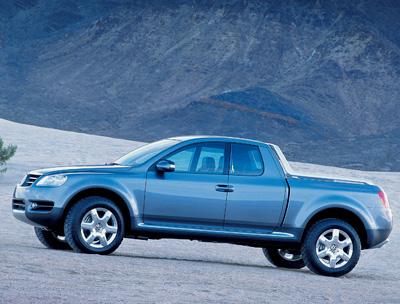 Volkswagen Advanced Activity Concept Concept Cars