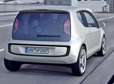 Volkswagen up! | Concept Cars