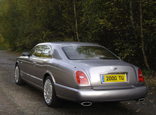 2007 Bentley Brooklands Coupe