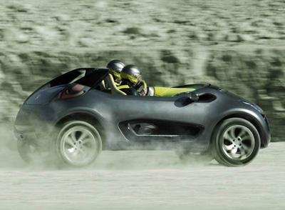 Citroen C-Buggy | Concept Cars | Diseno-Art