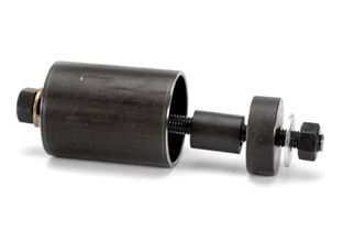 Control arm bushing tool