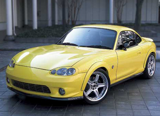 mazda mx-5 coupe | sports cars