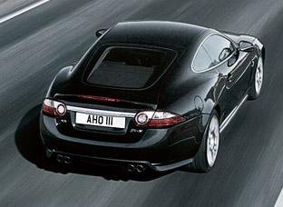 2008 Jaguar XKR S