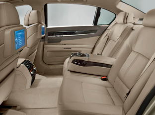2009 Bmw 750li Luxury Cars