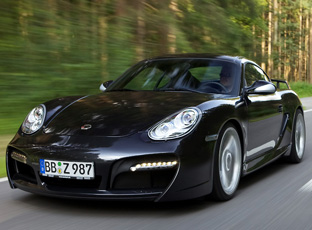2009 TechArt Porsche Cayman