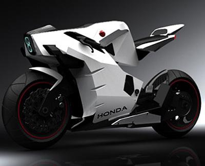 2015 Honda Concept Bike