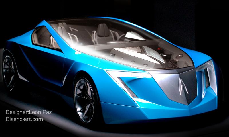 Acura 2 1 Concept Cars Diseno Art