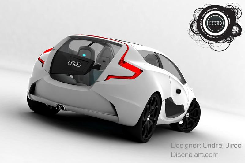 Audi O Concept Cars Diseno Art