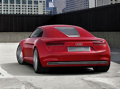 Wonderful Audi R8 E Tron Electric Powered Concept Car