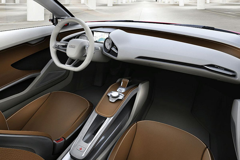 Audi Cars Interior As One Of The Key Designers At Audiu0027s