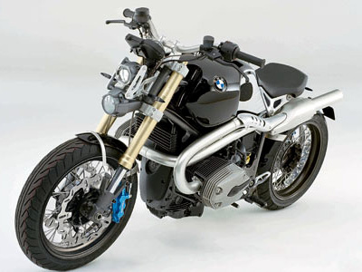 BMW LO Rider motorcycle