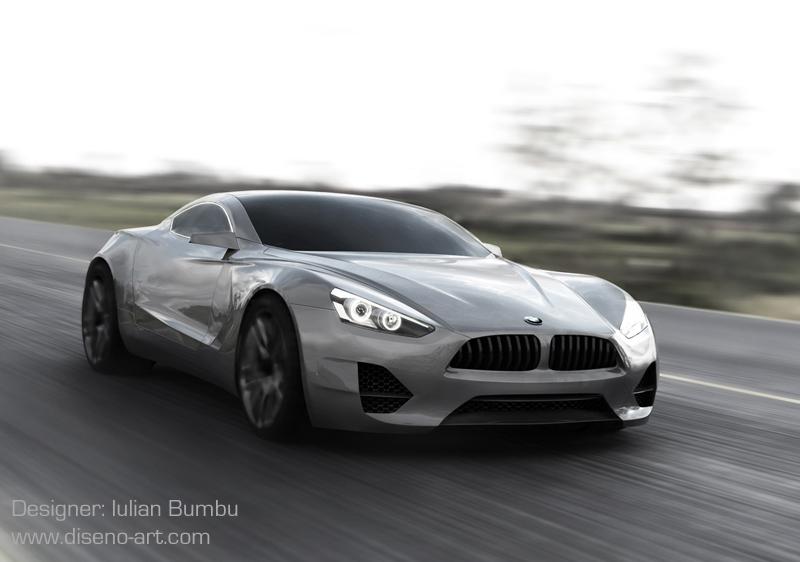 Bmw S X Concept Concept Cars Diseno Art