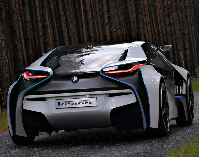 BMW Vision EfficientDynamics Concept | Concept Cars | Diseno-Art