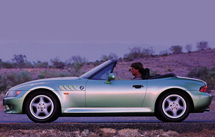 BMW Z3 side view