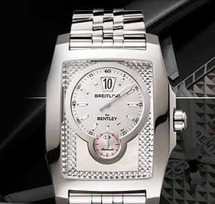 bentley flying breitling replica b leather chronograph