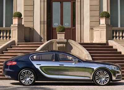 Bugatti Galibier 16C.جندی شاپور البرز