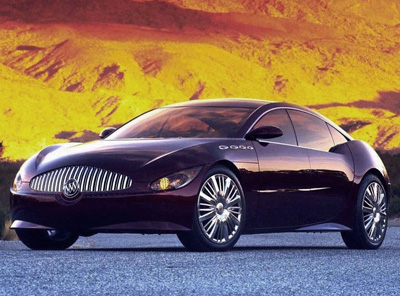 Buick concept vehicles