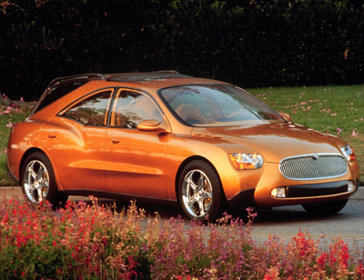 Buick Signia | Concept Cars