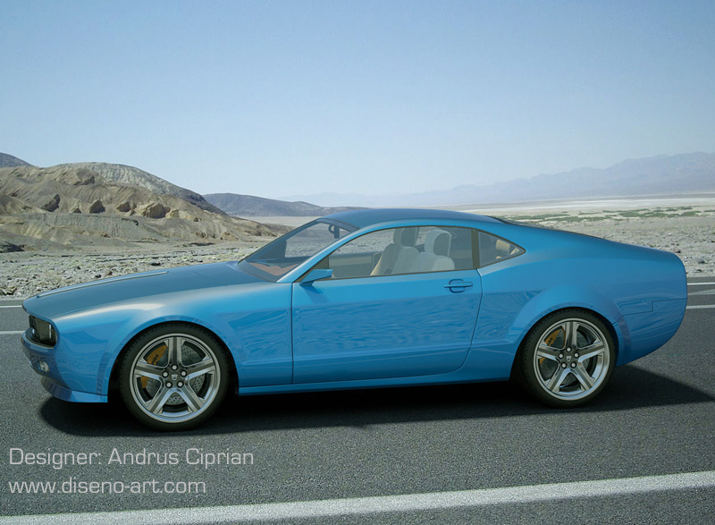 Dacia Mc Concept Cars Diseno Art
